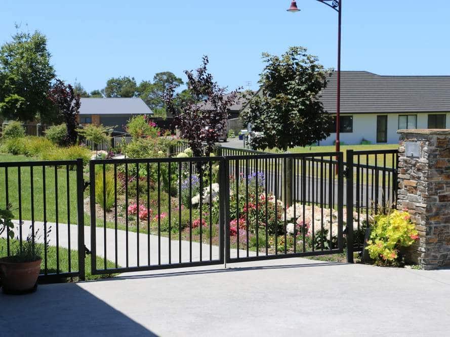 Aluminium Fences 01
